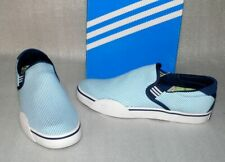 Adidas G98166 Gonz Slip ON OUTDOOR Canvas Schuhe Ultra Strand Sneaker 42 2/3 Blu