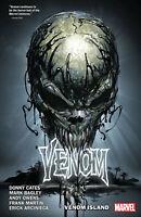 Venom TPB Volume 4 Venom Island Softcover Graphic Novel