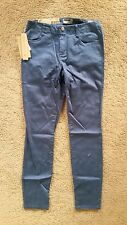 William Rast Men's Blue Slim Leg Chino sz6 BNWT free post E29