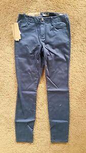 William Rast Men's Blue Slim Leg Chino sz6 BNWT free post E29