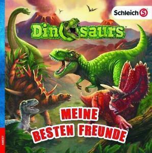 Schleich Dinosaurs Meine besten Freunde Taschenbuch  Deutsch 2019