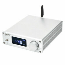 Hifi remote 128 steps relay pure attenuation volume preamplifier with BT 5.0