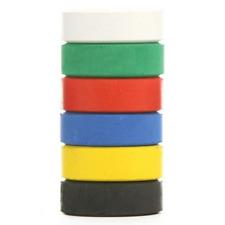 Tempera Colour Paint Blocks Large Brian Clegg Pack of 6 School Nursery