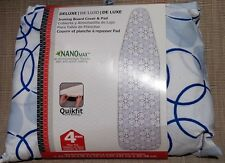Household Essentials Magic Rings Ironing Board Cover And Pad Pocket 2001-28