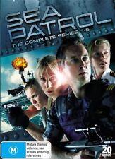 Sea Patrol: Complete Series 1, 2, 3, 4 & 5 DVD Box Set R4 new sealed
