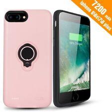 Custodia Batteria per iPhone 8 Plus / 7 Plus / 6 Plus / 6s Plus, 7200 mAh (f9o)