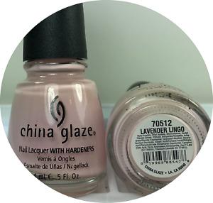 China Glaze Nail Polish List 2 (139 - 600) Please Choose Your Favorite Lacquer