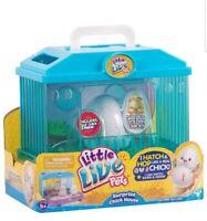 Little Live Pets Season 1 Surprise Baby Chick House Habitat Toy For Kids NEW