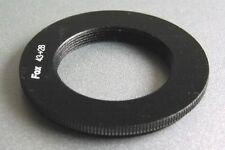 Adapterring 43 mm auf 28 mm   Ring 43mm auf 28mm