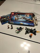 Lego Space Police Freeze Ray Frenzy (5970) - 100% Complete w/ Instructions