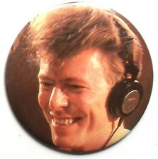 DAVID BOWIE  Giant vintage Badge - 6 Inches-150mm diameter, design 3