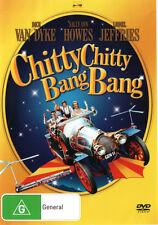 Chitty Chitty Bang Bang  - DVD - NEW Region 4