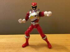 Power Rangers Dino Charge Red Armored Ranger 2015 Bandai
