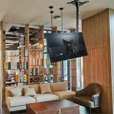 Swivel Tilt Ceiling TV Mount Bracket 14 18 24 27 30 32 37 42'' LCD LED Plasma