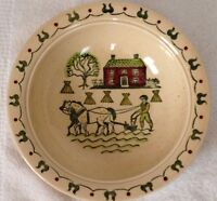 "❤METLOX POPPYTRAIL HOMESTEAD PROVINCIAL ROUND VEGETABLE SERVING BOWL 10"" MINT ❤"