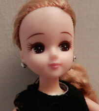 New listing 2017 Japan Takara Tomy Licca chan Doll Black Dress Ld-16 Very Limited Collection