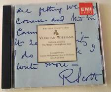 Vaughan Williams Sinfoni Antártida Burrowes Boult CD