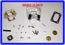 Weber 34 DMTR,Vergaser Rep.Kit mit Schwimmer u.Drosselkl.,Fiat 127 Sport u.a.