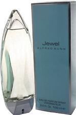 Jewel by Alfred Sung Eau de Parfum Spray 3.4/3.3 oz For Women New In Box