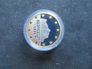 1 Euro BE Luxembourg 2004