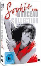 SOPHIE MARCEAU COLLECTION  3 DVD NEU