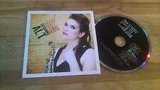 CD Jazz Susanne Alt - How To Kiss (12 Song) Promo VENUS TUNES cb