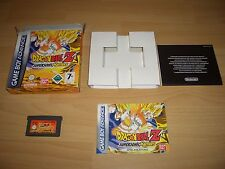 Dragon Ball Z: Supersonic Warriors Nintendo Game Boy Advance, DS e DS Lite OVP