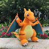 "Pokemon Go Plush Charizard 12"" Pocket Monster Dinosaur Stuffed Toy Soft Doll"