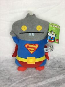 Babo Superman Ugly Doll - Gund Plush Ugly Doll