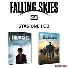 Falling Skies Stagione 1 e 2, DVD 6 dischi (Nuovo,Italiano e Originale)