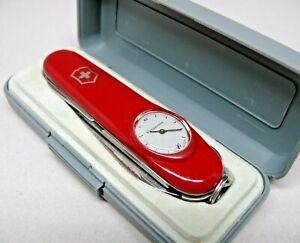 Victorinox Timekeeper 91mm Swiss Army Knife in Box