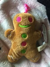 Trim A Home Dan Dee Collector's Choice Plush Gingerbread Cookie Ornament