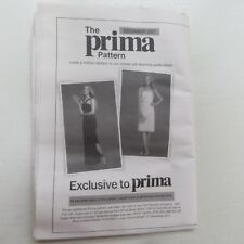 Prima Pattern for Party Dress