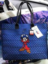 Nwt Disney Harveys Seatbelt Sorcerer's Apprentice Mickey Medium Streamline Tote