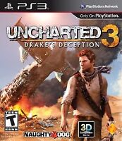 PlayStation 3 : Uncharted 3: Drakes Deception VideoGames