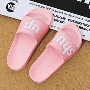 Men's Summer Sandals Men Slide Shoes Women's Beach Slippers