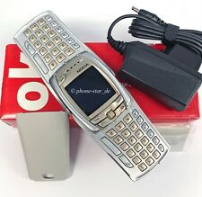 ORIGINAL NOKIA 6810 RM-2 QWERTZ FLIP-HANDY MOBILE PHONE BLUETOOTH GPRS NEU NEW