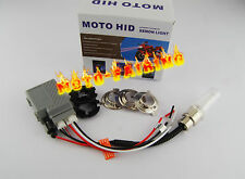 For Honda Motorcycle Headlight Hi/Lo Beam HID Conversion Kit Bi-Xenon HID 6000K