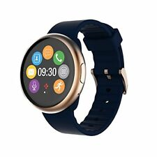Zeround2 Smartwatch MyKronoz Tracciatore Attività e risposta chiamate Blu