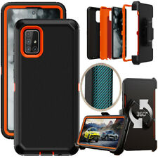For Samsung Galaxy A51 A71 4G Case Heavy Duty Hard Phone Cover Holster Belt Clip
