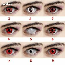 Eyes Lenses Colored Eye Makeup Cosplay Halloween Beautiful Face Accessories
