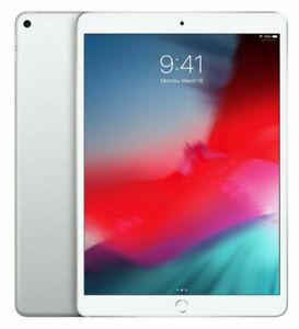 Apple iPad Air 32 GB WiFi Silver Grado A++ Come Nuovo Usato Ricondizionato