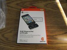 Griffin iTrip iPhone and iPod.  PN: NA22045.   New Old Stock  <