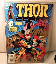 Marvel Comics Thor Corps #1 Signed by Artist Pat Olliffe