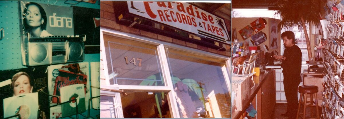 Paradise Records and Music