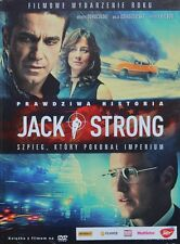 JACK STRONG - DVD + Buch - Polen,Polnisch,Polska,Poland,Polonia