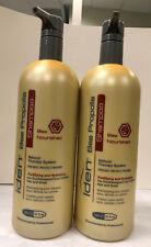 Iden Bee Propolis Nourished Shampoo 32 oz per Bottle 2 PACK SET