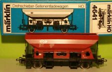 Märklin HO:   4641  Export  NS Seitenentladewagen    Neu