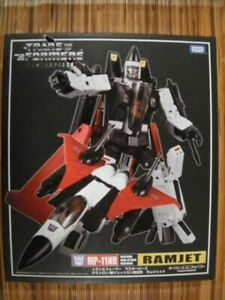 Transformers Masterpiece MP-11NR RAMJET 2000 Limited Figure TAKARA TOMY Japan