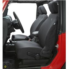 Sitzbezug Sitzbezüge hinten schwarz Bestop Sitz Jeep CJ 65-86 Wrangler YJ 87-95